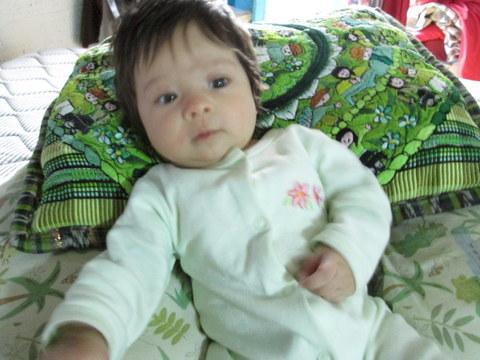 Jade 9 weeks